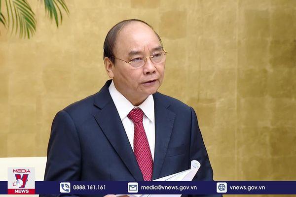 Thủ tướng Nguyễn Xuân Phúc: Sẽ cố gắng để mọi người dân được tiêm vaccine