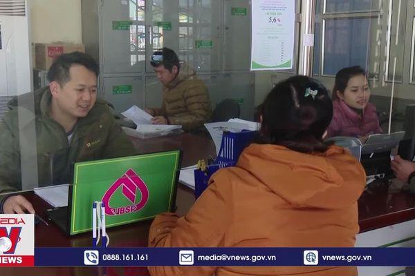 Người dân vùng biên Sơn La thoát nghèo nhờ nguồn vốn vay ưu đãi