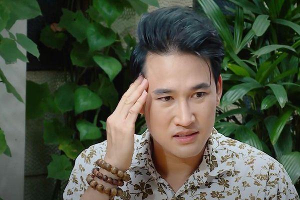 Nhân vật Hà Trí Quang suýt mất trí nhớ vì thiếu máu não
