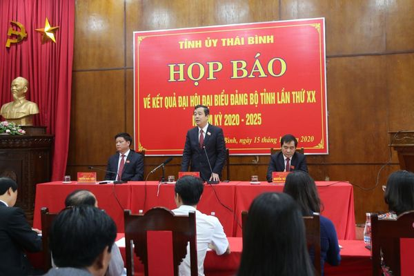 Thái Bình tích cực đưa Nghị quyết Đại hội Đảng bộ tỉnh lần thứ XX vào cuộc sống