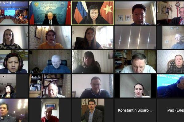 Hội thảo tưởng niệm Nhà khoa học Nga Trigubenko Marina Evgenhievna