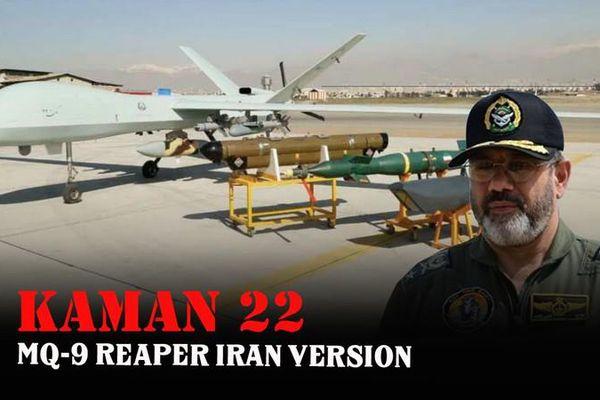 Liệu Iran có thể thống trị không phận Trung Đông bằng UAV 'nhà trồng'?