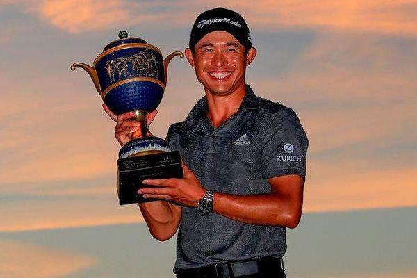 Collin Morikawa đoạt vô địch WGC-Workday Championship