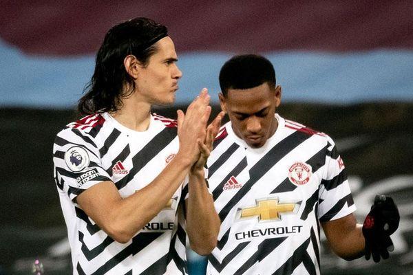 Đội hình MU ở trận gặp Crystal Palace: Cavani dự bị, Martial đá chính?