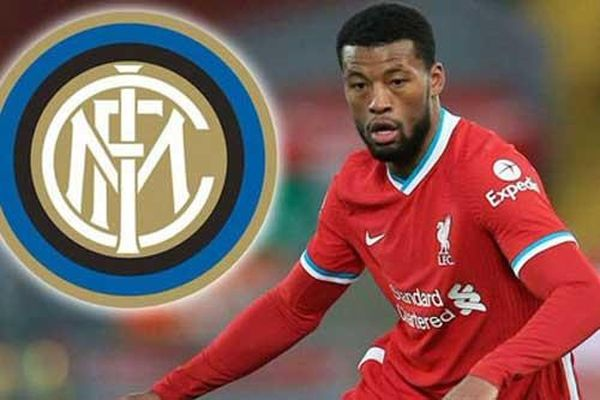 Rộ tin Wijnaldum đạt thỏa thuận gia nhập Inter Milan