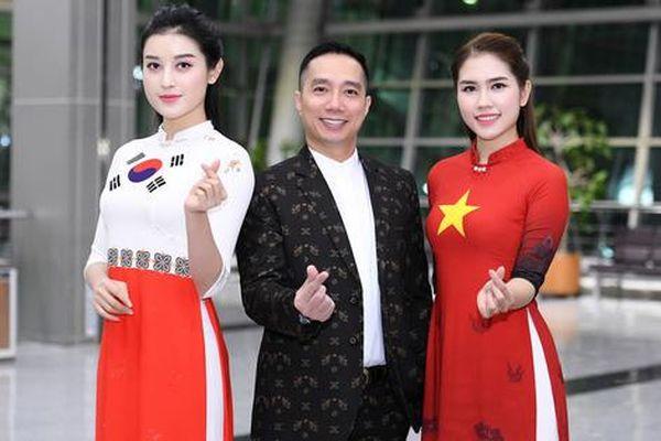 NTK Đỗ Trịnh Hoài Nam: 'Quảng bá áo dài là đam mê và sứ mệnh của tôi'