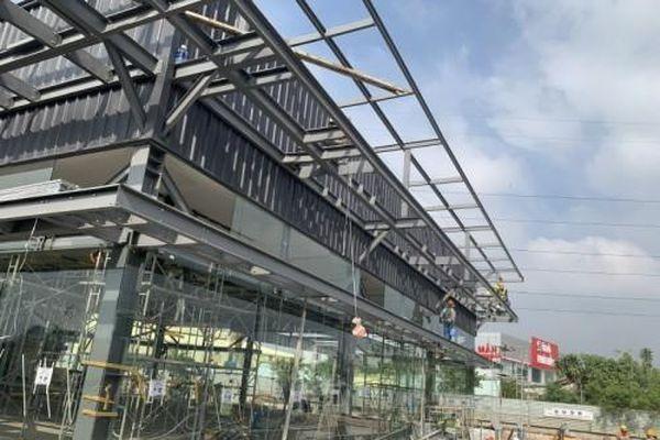 Bình Dương: Xử phạt chủ dự án Rivana 150 triệu đồng vì xây nhà mẫu không phép