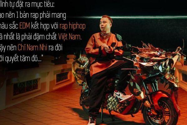 Hậu MV Chí Nam Nhi: Quân R.E.V trải lòng dù đầy thử thách nhưng làm rap vẫn phải đậm chất Việt