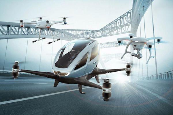Máy bay sẽ trông như thế nào trong năm 2050?