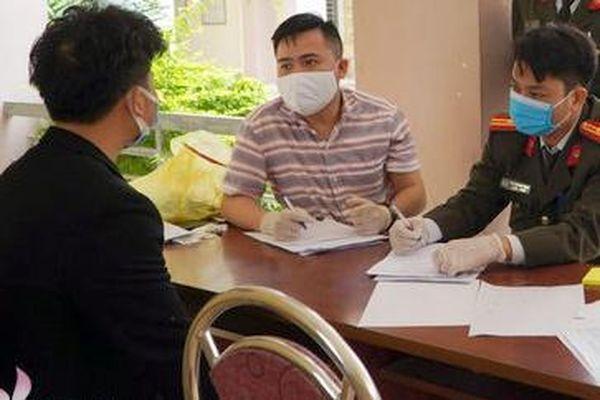Truy bắt nghi can đưa 7 người Trung Quốc nhập cảnh trái phép