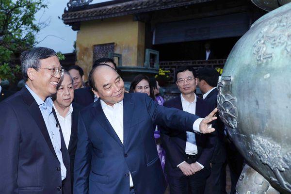 Xây dựng chính sách đặc thù để phát triển Thừa Thiên Huế lên tầm cao mới