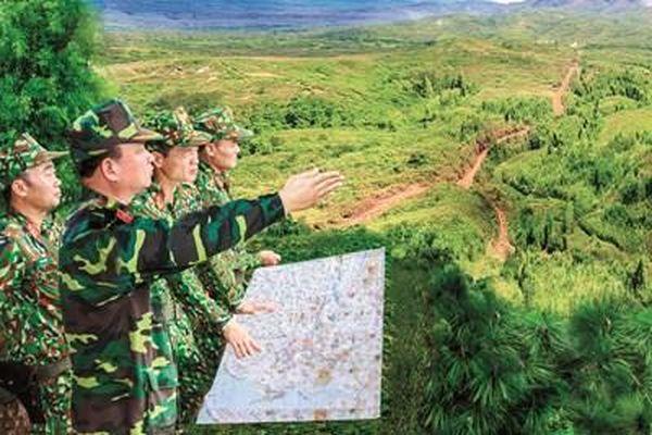 Xây dựng địa bàn Quân khu 3 vững mạnh về quốc phòng, đáp ứng nhiệm vụ bảo vệ Tổ quốc trong tình hình mới