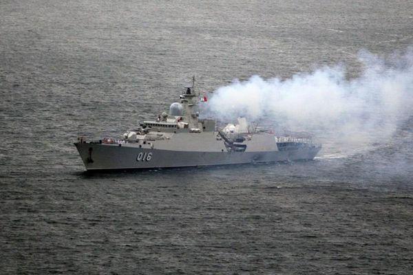 Hai tàu chiến nào của Việt Nam sẽ tham gia Army Games 2021?