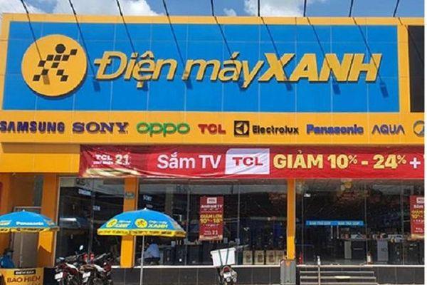 Nhiều cửa hàng Điện Máy Xanh bị trộm 'viếng thăm' trong dịp Tết