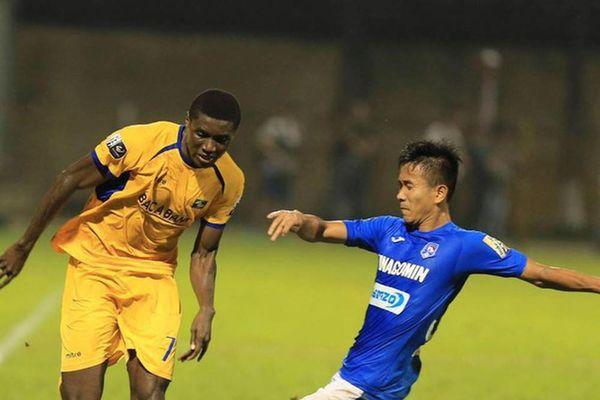 Trụ cột của Than Quảng Ninh lỡ cơ hội đối đầu với SLNA
