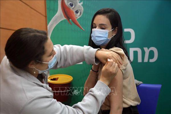 Israel công bố những thông tin đầu tiên liên quan hiệu quả vaccine