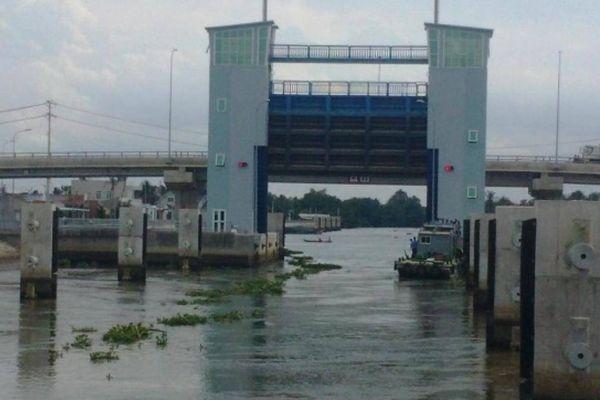 Cảnh báo đột xuất nhiều vị trí nguy hiểm trên đường thủy