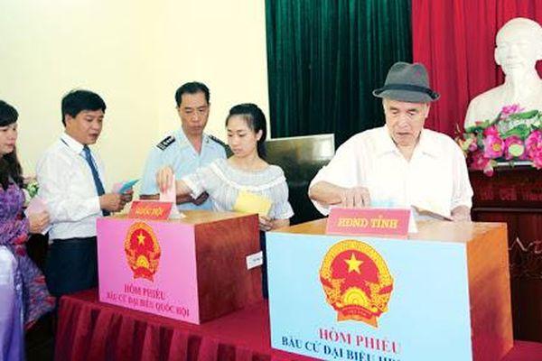 Quảng Ninh có 3 đơn vị bầu cử đại biểu Quốc hội khóa XV