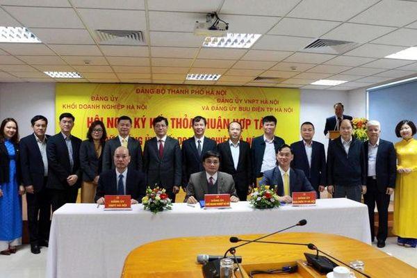 Cung cấp giải pháp chuyển đổi số cho doanh nghiệp Hà Nội