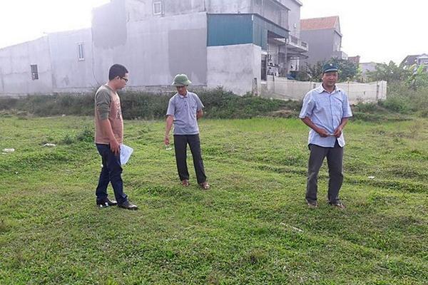Nhiều cán bộ bị khởi tố do sai phạm trong quản lý đất đai