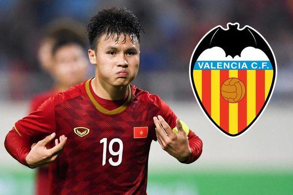 Rộ tin Quang Hải được Valencia quan tâm