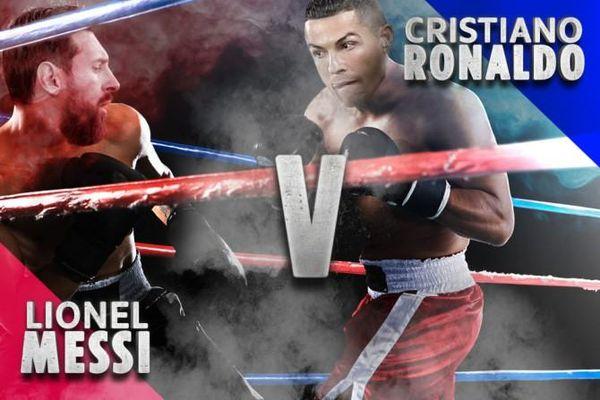13 mùa cạnh tranh cực đỉnh giữa Ronaldo và Messi