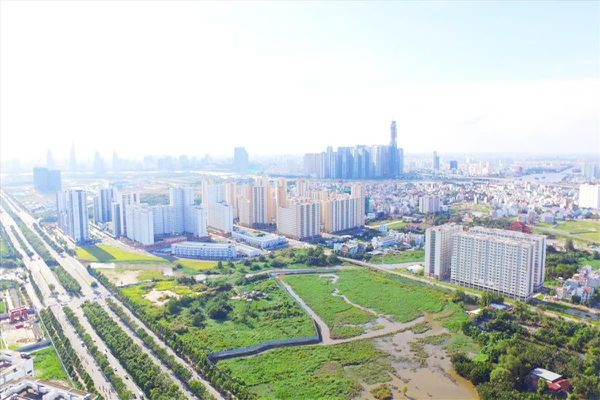 Gần 500 triệu USD đổ vào thị trường bất động sản