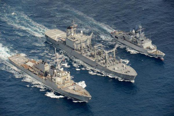 Hải quân châu Âu tăng cường hiện diện ở châu Á - Thái Bình Dương