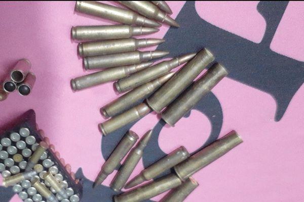 Đề nghị truy tố nhóm người mua bán súng ở An Giang