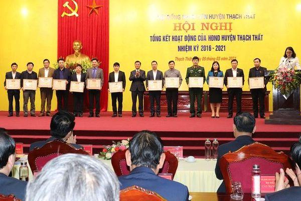 Huyện Thạch Thất: Tiếp tục đổi mới công tác tiếp dân