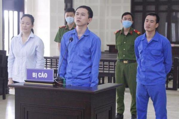 Đôi nam nữ dạt từ sài Gòn ra Đà Nẵng buôn ma túy