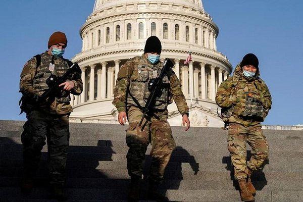 An ninh thắt chặt tại Điện Capitol trước nguy cơ bị tấn công