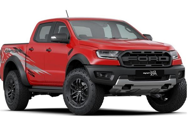Ford Ranger Raptor X Special Edition từ 1,232 tỷ đồng tại Malaysia