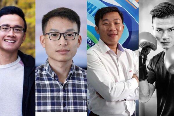Chìa khóa dẫn đến thành công của các ứng viên Gương mặt trẻ Việt Nam tiêu biểu 2020