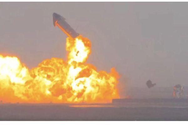 Vì sao tên lửa SpaceX được cho là hạ cánh thành công dù phát nổ sau đó 8 phút