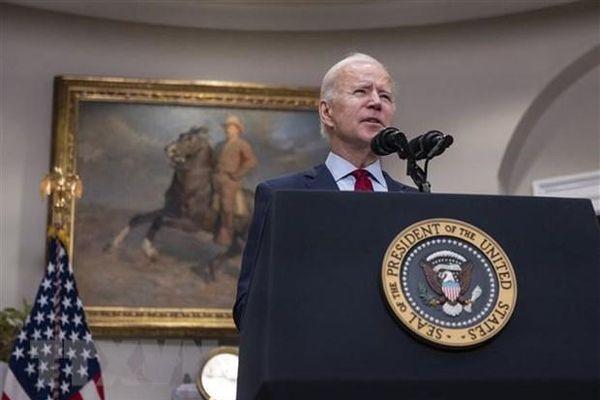 Tổng thống Mỹ nhóm họp với các nghị sỹ về cơ sở hạ tầng