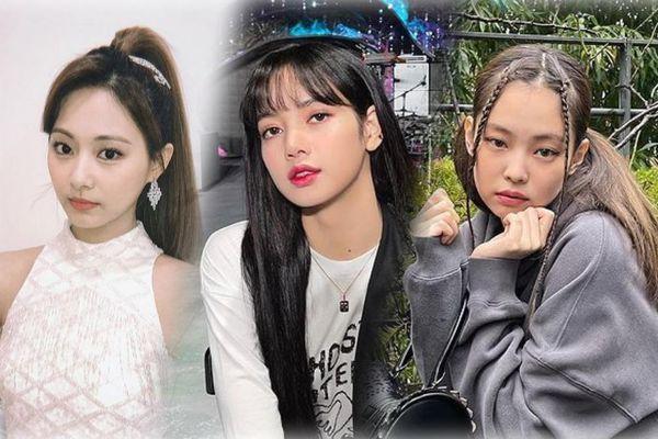 Top 20 nữ idol Kpop hot nhất tháng 2: Lisa tiếp tục lập kỷ lục, Tzuyu (TWICE) đứng sau Jennie!