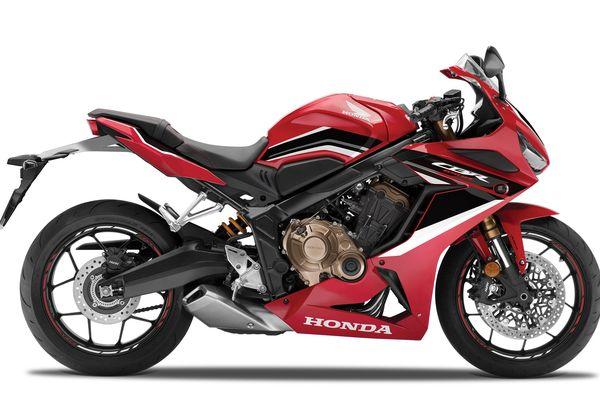 Honda đưa loạt mô tô phân khối lớn mới về Việt Nam