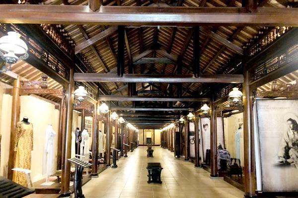 Bảo tàng Áo dài - Tôn vinh nét đẹp văn hóa Việt