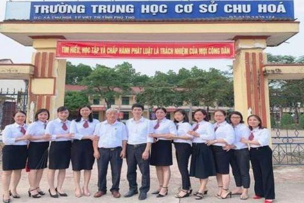 Phú Thọ: Trường THCS Chu Hóa đổi mới phương pháp dạy học và kiểm tra đánh giá