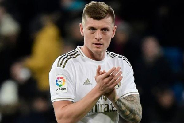Kroos: 'Tôi muốn giải nghệ tại Real Madrid'