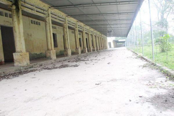 Vì sao Trung tâm phục hồi chức năng và dưỡng sinh Võ Hoàng Yên bị bỏ hoang?