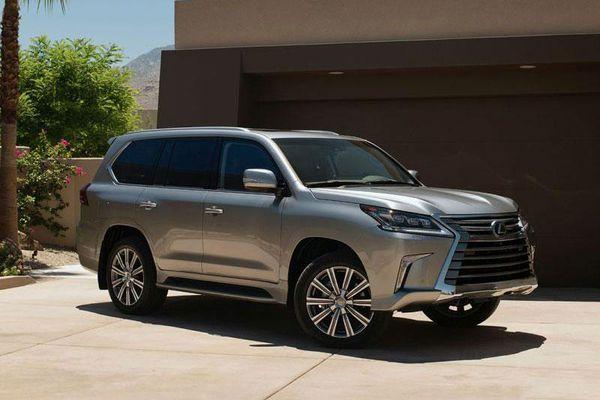 Bảng giá xe Lexus tháng 3/2021: Thêm lựa chọn mới