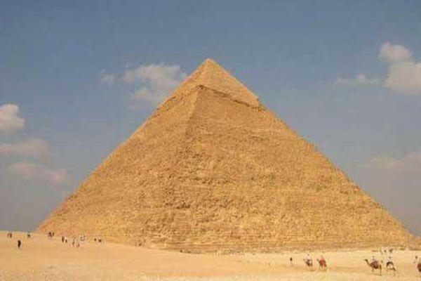 Giải mã được cách xây dựng kim tự tháp Giza