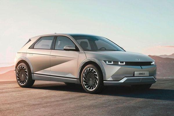Chi tiết SUV chạy điện Hyundai Ioniq 5 vừa ra mắt: Phạm vi hoạt động 480 km/lần sạc