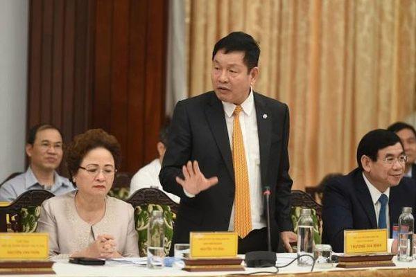 Chủ tịch FPT Trương Gia Bình đề xuất tư nhân xử lý vướng mắc của HoSE
