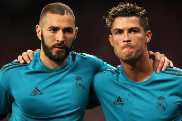 Benzema: 'Ronaldo ra đi giúp tôi thăng tiến'