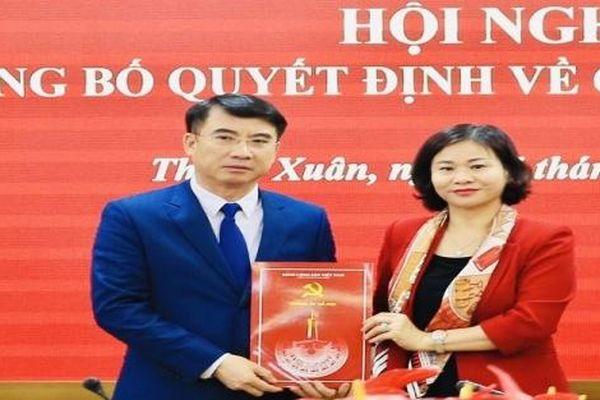 Hà Nội và Cần Thơ bổ nhiệm hàng loạt lãnh đạo các sở, ngành
