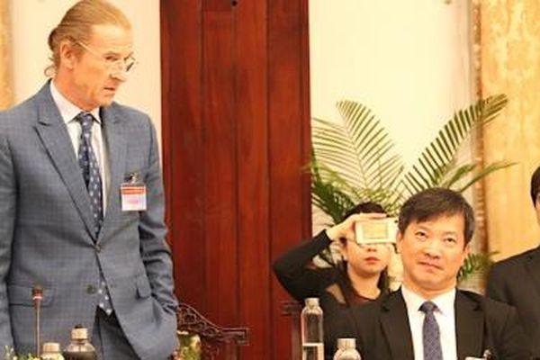 Đối thoại 2045: Chủ tịch Dragon Capital nêu ba kiến nghị liên quan đến thị trường vốn
