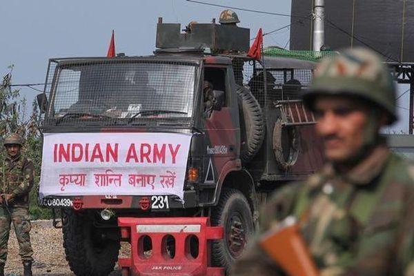 Nỗi lo 'bom dính' đe dọa vùng đất bất ổn Kashmir
